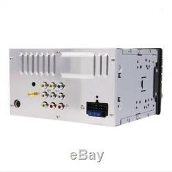 6.2 Gps Double 2 Din Car Stereo Radio CD Lecteur DVD Bluetooth Avec Récepteur Carte