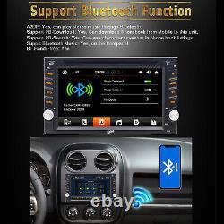 6.2double 2din Voiture Stereo Lecteur DVD Gps Navigation Bluetooth + Carte Caméra De Sauvegarde