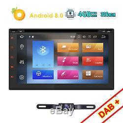7 Android 8.0 Oreo Octa Base 1.024.600 Double 2 Din Tablet Car Stereo Radio Cam +