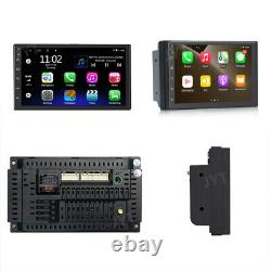 7 Double 2 Din Android 10 Voiture Stereo Mp5 Lecteur Gps Navigation Wifi Bt Fm Radio