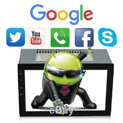 7 '' Double 2din Android 8.0 4g Wifi Radio Stéréo Voiture Gps Navi Lecteur Multimédia