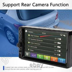 7 Inch Car Stereo Radio Hd Mp5 Player Touch Screen Mirror Link Pour Android Ios