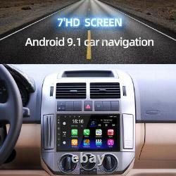 7 Pouces 2.5d Android 10 Double 2din Voiture Radio Stereo Unité De Tête Gps Sat Nav Fm/wif
