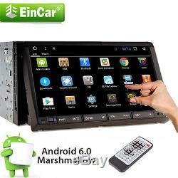 7 Smart Android 6.0 4g Wifi Double 2din Autoradio Stéréo Lecteur DVD Gps + Caméra