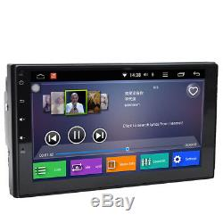 7android Double 2din Au Tableau De Bord Autoradio Radio No Lecteur DVD Navigation Gps Wifi