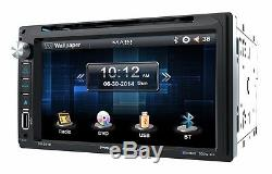 95-02 Gm Camion / Suv DVD CD Bluetooth Écran Tactile Double Din Car Stereo Radio