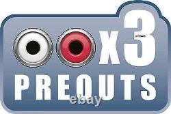 95-08 Ford Mercury Navigation Gps Bluetooth CD / DVD Usb Aux Car Radio Stéréo Emb