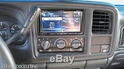 99 00 01 02 Silverado Sierra Car Stereo Radio Double Din Kit D'installation De Dash