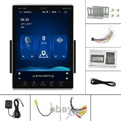 9.5 Double 2 Din Voiture Stereo Radio Android 9.1 Gps Wifi Écran Tactile Vertical