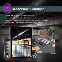 9.5double Din Car Radio Stereo Vertical Touch Screen Player Carplay Fast Charge