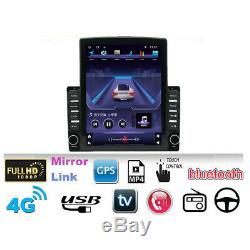 9.7 Android 9.1 Navigation Gps Car Stereo Radio Player Double Din Wifi 2 + 32g