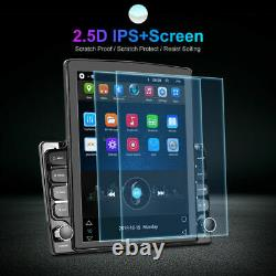 9.7 Écran Tactile Double 2 Din Stereo Radio Android Gps Wifi Fm Player Pour Voiture