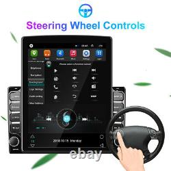 9.7 Inch Double 2 Din Car Stereo Radio Android Gps Wifi Touch Écran Fm