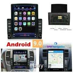 9.7'' Voiture Stereo Android 9.0 Radio Lecteur Gps Miroir Lien Touch Double 2din Wifi