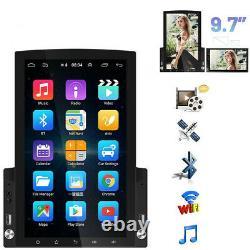 9.7inch Double 2 Din Android 10.0 Lecteur De Voiture Écran Tactile Stereo Radio Wifi Gps
