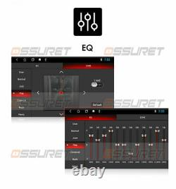 9 Android9.0 Voiture Stereo Gps Navi Lecteur Mp5 Double 2din Wifi 4g Quad Core Radio