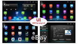 9 Android 6.0 1080p Double Din Pavé Tactile Voiture Gps Radio Stéréo Lecteur 2 + Wifi 32g