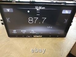 Alpine Ilx-107 Double Din Carplay 7 Digital Touchscreen Voiture Stéréo