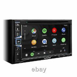 Alpine Ine-w970hd 6.5 CD DVD Bluetooth Gps Android Auto Apple Car Play Hd Radio