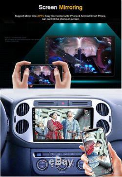 Androi 7.1 91080p Double 2din Écran Tactile Quad-core 1 + 16g Car Stereo Radio Gps