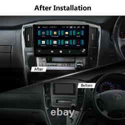 Android 10 4+64 Go Voiture Stereo Gps Navigation Radio Double Din Wifi 10,1 Pouces Dsp