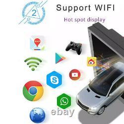 Android 8.1 7 Double 2 Din Car Radio Gps Player Wifi Bt Navi Avec Caméra De Secours