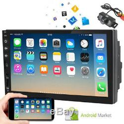 Android 8.1 Stéréo Gps Lecteur DVD No-7 Tablet Double 2din Caméra Radio Wifi +