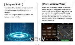 Android 9.0 7 Hd Double 2 Din Voiture Radio Stéréo Navigation Gps Pour Apple Carplay