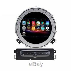 Android 9.0 Lecteur DVD De Voiture Gps Pour Bmw Mini Cooper 2006-2013 Navigation Stéréo