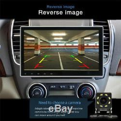 Android 9.1 Double 2din 10.1car Stereo Radio Navigation Gps Wifi 3g / 4g Obd Tpms