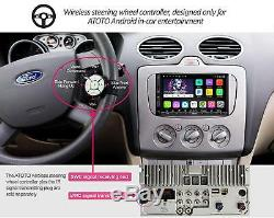 Atoto A6 2 Din Radio Gps Stéréo Pour Voiture Android / A6y2710sb / Double Bluetooth / Usb / Wifi