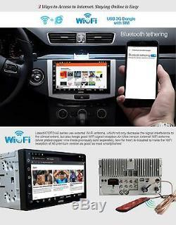 Atoto A6 Pro 2din Android Gps Auto / A6y2721pr-g / Bt Double Avec Aptx / Opération Gesture