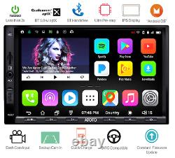 Atoto A6 Pro Double Din Android Car Stereo Nav Wifi Bt Double Bluetooth