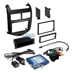 Auto Radio Stereo Double Din Dash Kit Wire Harness Pour 2012-2013 Chevrolet Sonic