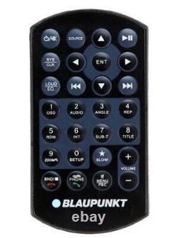 Blaupunkt Sanjose120 Double Din 6.2 Pouce Écran Tactile DVD / Multimedia Voiture Stéréo