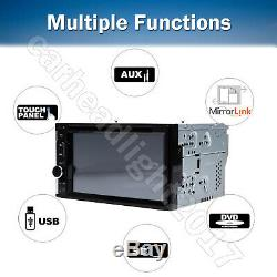 Bluetooth DVD CD Auto Radio Stereo Usb Pour Ford F Miroirs-150/250 / 350 / 650/750 + Cam