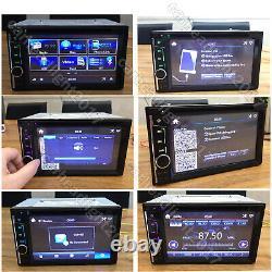 Bluetooth DVD CD Car Radio Stereo Fm Usb Mirrorlink Pour Gps Fit Chevy Colorado