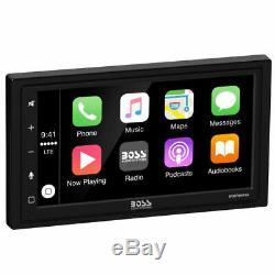 Boss Audio Bvcp9685a Double 2-din Car Audio, Apple Carplay, Android, Méca-moins
