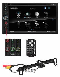 Boss Audio Systems Bvb9695rc Lecteur DVD De Voiture Double Din, Écran Tactile De 6,95 Pouces