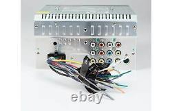 Boss Bv755b Double Din Dvd/cd/am/fm Bluetooth Car Stereo Receiever 6.2