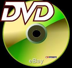 Chevrolet-gmc Navigation Gps CD / DVD Bluetooth Radio Stereo Double Din Dash Kit Voiture