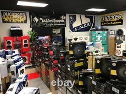 Chevy Gmc Pioneer CD DVD Usb Aux Bluetooth Car Radio Stereo Double Din Dash Kit