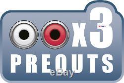 Chevy Gmc Pioneer Kit Radio CD DVD Usb Aux Bluetooth Radio Stéréo Double Din