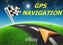 Chevy-gmc Gps Navigation CD DVD Kit Radio Bluetooth Double Stéréo Din Dash Voiture