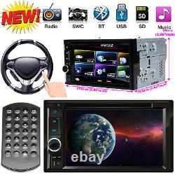 Convient Pour Chevrolet Corvette Hummer H3 05-13 CD DVD Bluetooth Car Radio Stereo Aux