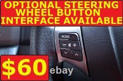 Corvette Hummer H3 Écran Tactile Am/fm Cd/dvd Bluetooth Usb Car Radio Stéréo Pkg
