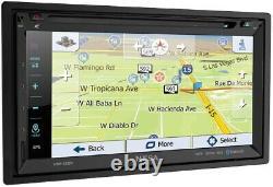 Corvette Hummer H3 Gps Navigation System Bluetooth Cd/dvd Car Radio Stereo
