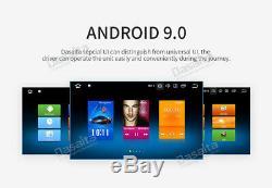 Dasaita 7 Double Din Android 9 Octa-core 4 Go + 32 Go Multimédia 2 Unité Gps Din Voiture