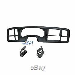 Dash Stereo Double Din Car Kit Pour 1999 2002 Gm Trucks Pleine Grandeur Et Vus