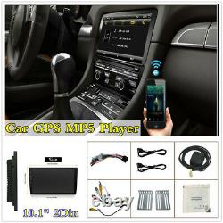 Double 2din 10.1in Touch Screen Car Stereo Radio Lecteur Mp5 Android9.1 Gps Wifi